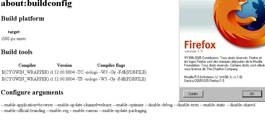 about config de firefox