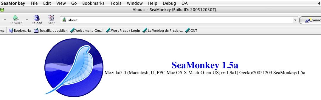 Nouveau logo de SeaMonkey